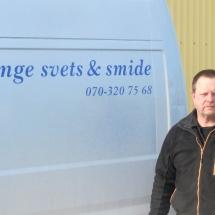 Lennart Jonsson, Bunge Svets & Smide