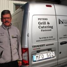 Peter Svensson, Peters Grill och Catering