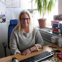 Meit Fohlin, rektor på Gotlands Folkhögskola i Fårösund